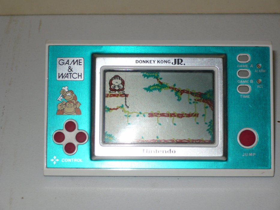 [Jeux Electronique]   GAME AND WATCH  (Nintendo)  1980/89 2920544167_2_3